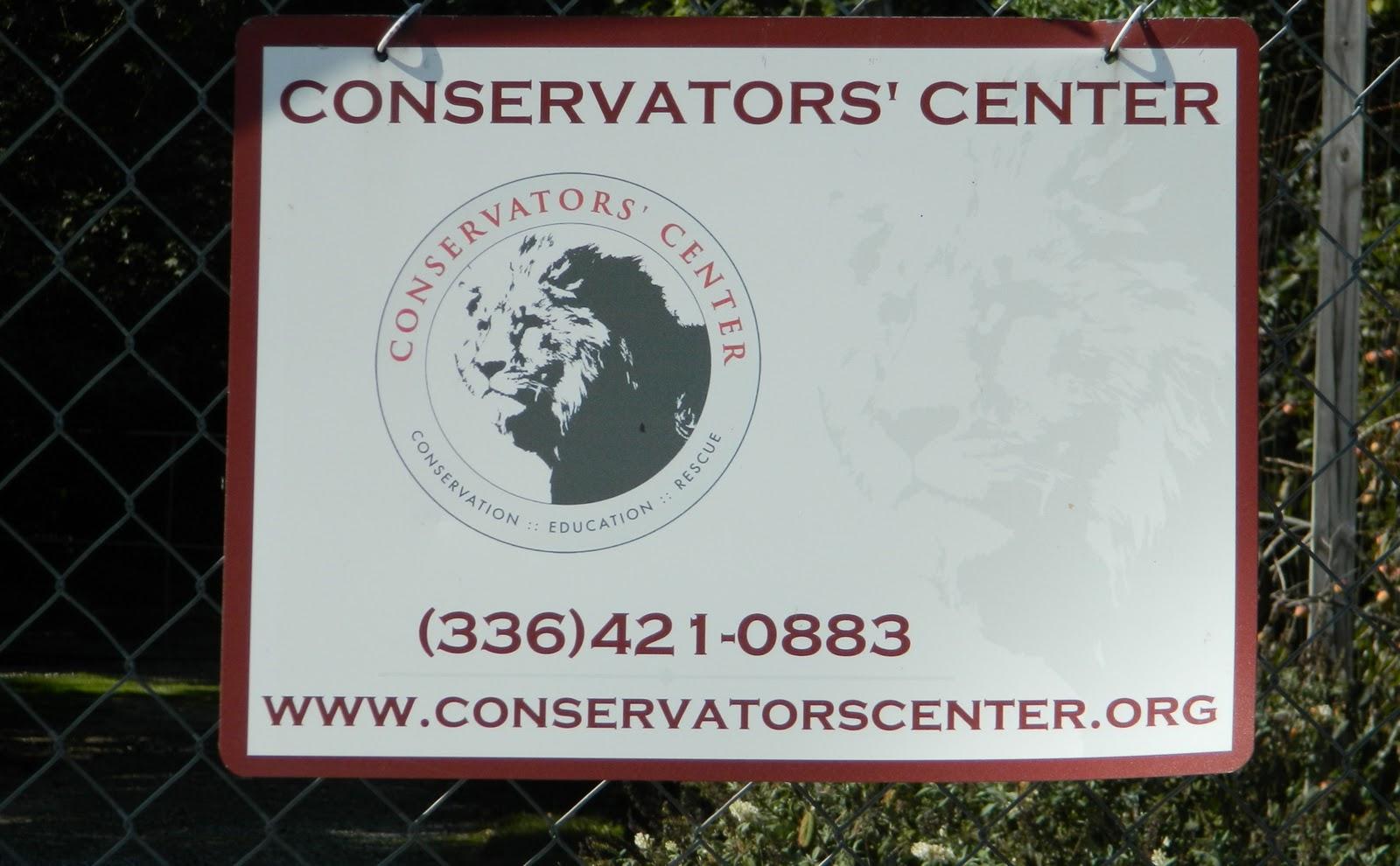 conservator's center