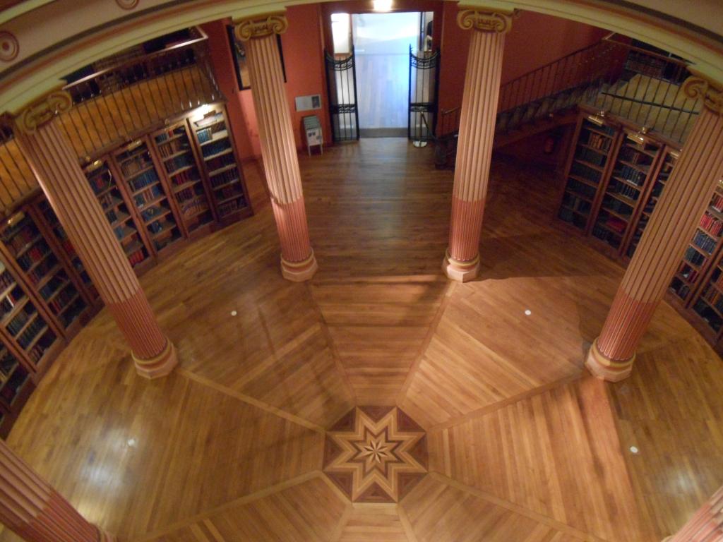 Musée Guimet bibliothèque