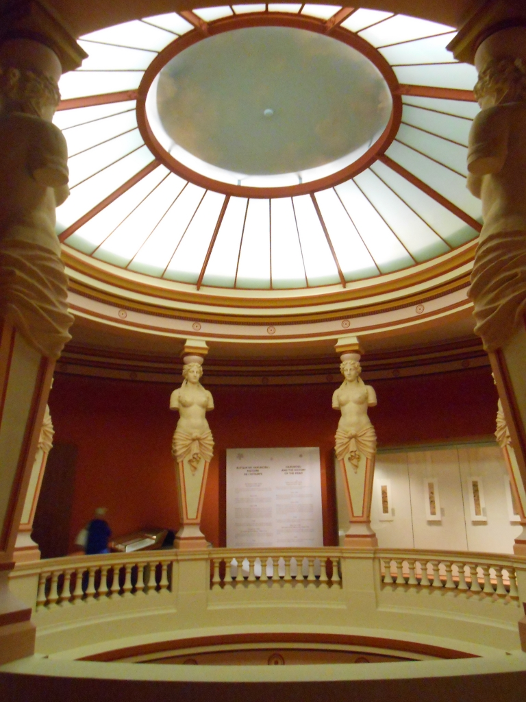 Musée Guimet caryatides