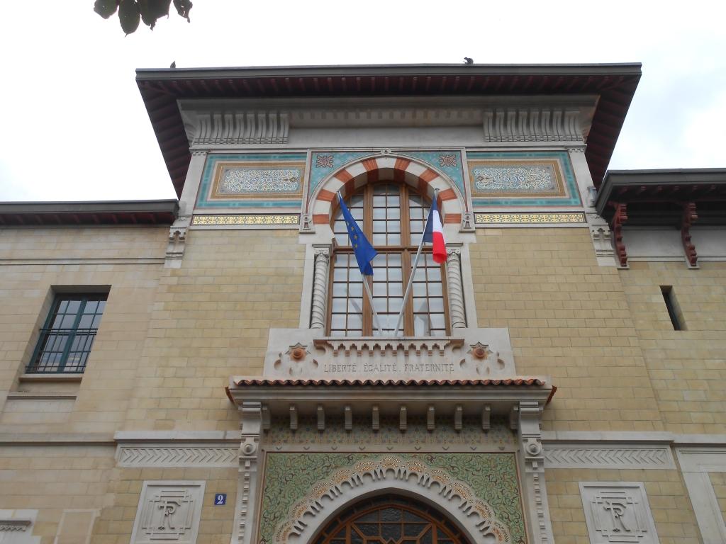Sortie Ru école près rue Michelet