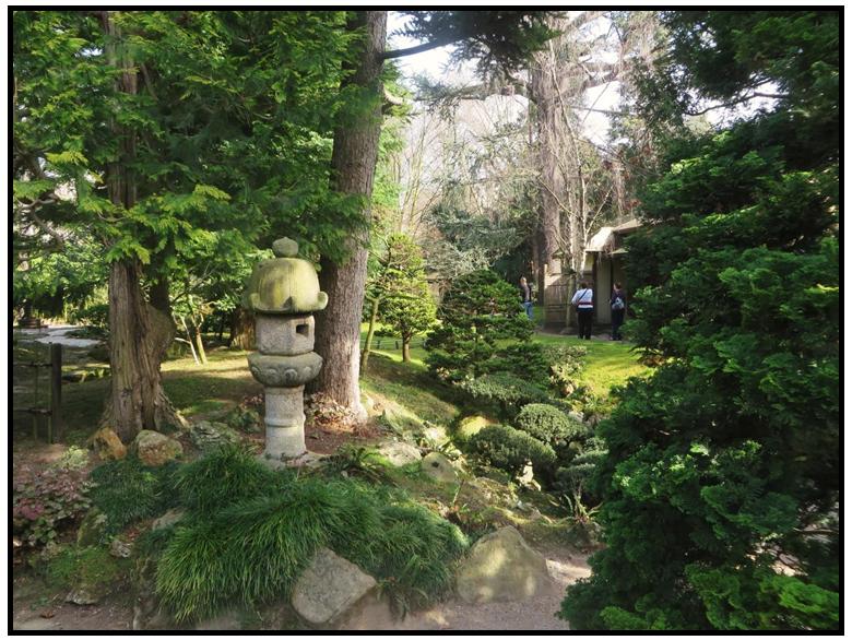 Le jardin mappemonde d albert kahn blog trotteurs for Jardin anglais albert kahn