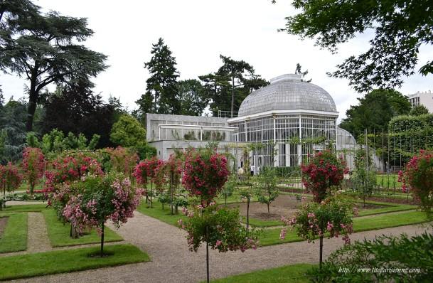 Le jardin mappemonde d albert kahn blog trotteurs - Les jardins albert kahn ...