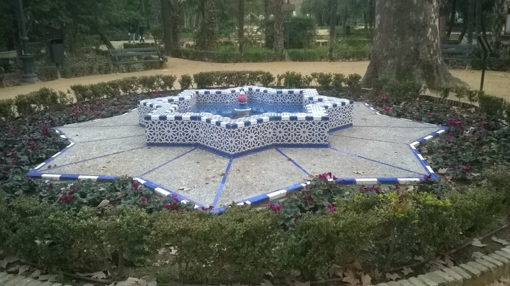 Parque de María Luisa, Sevilla
